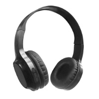 Sentry Industries Xtraem Bluetooth Stereo Headphones - Black