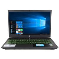 "HP Pavilion 15-cx0056wm 15.6"" Gaming Laptop Computer - Black"