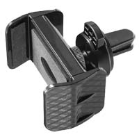 Aduro DuraClip Pro Grip Clip Air Vent Phone Mount - Black