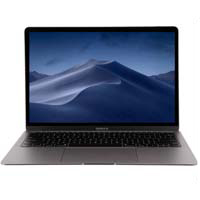 "Apple MacBook Air 2018 13.3"" Laptop Computer - Space Gray"