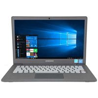 "Samsung Notebook Flash 13.3"" Laptop Computer - Gray"