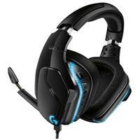 Logitech G G635 DTS, X 7.1 Surround Sound LIGHTSYNC RGB PC Gaming Headset