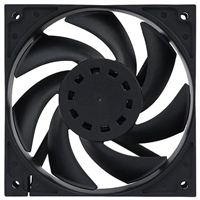 EKWB EK-Vardar EVO 120ER Black Dual Ball Bearing 120mm Case Fan