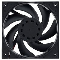 EKWB EK-Furious Vardar EVO Black Dual Ball Bearing 120mm Case Fan