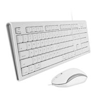 MacAlly Full Size Keyboard and Mouse Combo