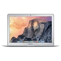 "Apple MacBook Air MJVE2LL/A Early 2015 13.3"" Laptop Computer Refurbished - Silver"
