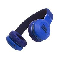 JBL E45BT Bluetooth On-Ear Headphones - Blue