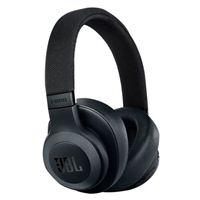 JBL E65BTNC Wireless Noise-Cancelling Over-Ear Headphones - Matte Black
