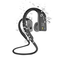 JBL Endurance Dive Wireless Earbuds - Black