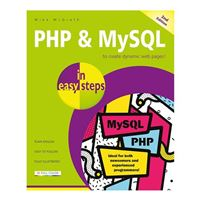 PGW PHP & MySQL in easy steps: Covers MySQL 8.0, 2nd Edition