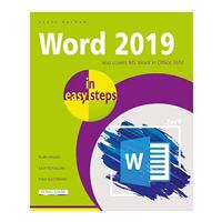 PGW Word 2019 in Easy Steps