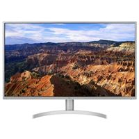 "LG 32QK500-W 32"" QHD 75Hz HDMI DP FreeSync LED Monitor"
