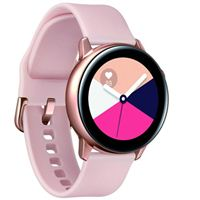 Samsung Pulse Galaxy Watch Active 40mm Smartwatch - Rose Gold