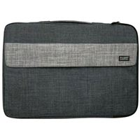 "Inland Bubble Laptop Sleeve For Screens up to 15.6"" - Gray"