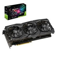 ASUS ROG Strix Advanced Edition GeForce GTX 1660 Ti Triple-Fan 6GB GDDR6 PCIe Video Card