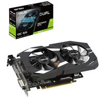 ASUS Dual GeForce GTX 1660 Ti Overclocked Dual-Fan 6GB GDDR6 PCIe Video Card