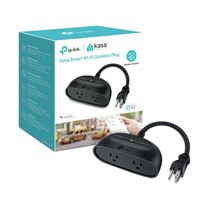 TP-LINK KP400 Kasa Smart Wi-Fi Outdoor Plug