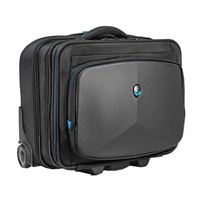 "Alienware Vindicator Rolling Laptop Case Fits Screens up to 17.3"" - Black"