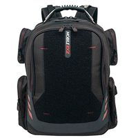 "Mobile Edge Core Gaming Laptop Backpack w/Velcro Panel Fits Screens up to 17.3"" - Black"