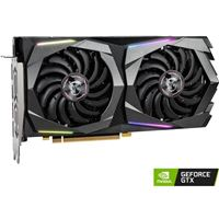 MSI GeForce GTX 1660 Ti Gaming X Overclocked Dual Fan 6GB GDDR6 PCIe 3.0 Graphics Card