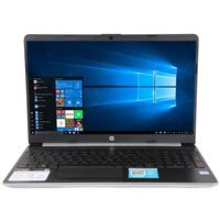 "HP 15-dw0034nr 15.6"" Laptop Computer - Silver"