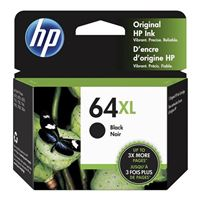 HP 64XL Black Ink Cartridge