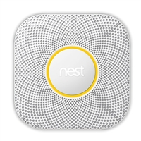 Nest Protect Battery-Powered Smoke and Carbon Monoxide Alarm (2nd Generation)