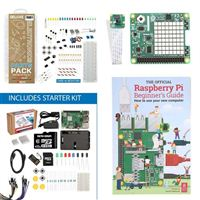 Inland Deluxe Kit for Raspberry Pi 3 B+