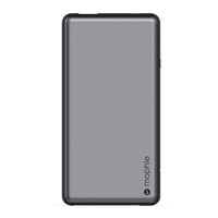 Mophie Powerstation Plus 6,000mAh Power Bank - Space Gray