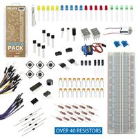 Inland Pi Kit Deluxe Parts Pack