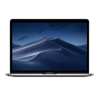 "Apple MacBook Pro with Touch Bar FR9R2LL/A July 2018 13.3"" Laptop Computer Apple Certified Refurbished - Space Gray"