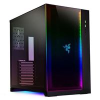 Lian Li PC-O11 Dynamic RGB Razer Edition Tempered Glass ATX...