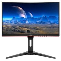 "AOC C24G1 23.6"" Full HD 144Hz VGA HDMI DP FreeSync Curved Gaming LED Monitor"