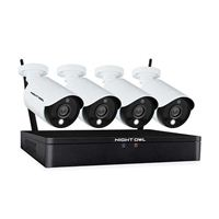 Night Owl Hybrid DVR Security Kit