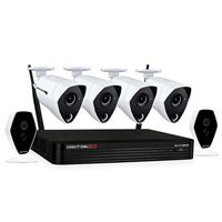 Night Owl UHD Hybrid Security Kit