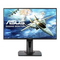 "ASUS VG258Q 24.5"" Full HD 144Hz DVI HDMI DP FreeSync LED Gaming Monitor"