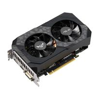 ASUS GeForce GTX 1660 TUF Gaming Overclocked Dual-Fan 6GB GDDR5 PCIe 3.0 Graphics Card