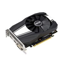 ASUS Phoenix GeForce GTX 1660 Overclocked Single-Fan 6GB GDDR5 PCIe Video Card