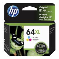 HP 64XL Tri-color Ink Cartridge