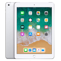 Apple iPad 6 - Silver (Early 2018)