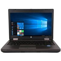 "HP ProBook 6470B 14"" Laptop Computer Refurbished - Black"