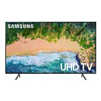 "Samsung UN55RU7100FXZA 55"" Class (54.6"" Diag.) 4K Ultra HD HDR Smart LED TV"