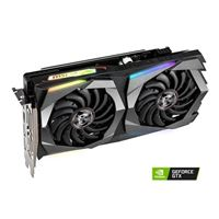 MSI GeForce GTX 1660 Gaming X Overclocked Double-Fan 6GB GDDR5 PCIe 3.0 Graphics Card