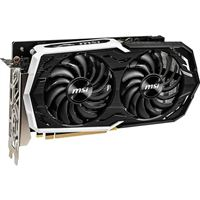 MSI Armor GeForce GTX 1660 Overclocked Dual-Fan 6GB GDDR5 PCIe Video Card