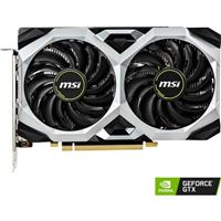 MSI GeForce GTX 1660 Ventus XS Overclocked Dual-Fan 6GB GDDR5 PCIe 3.0 Graphics Card