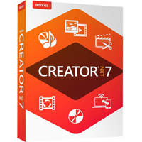 Corel Roxio Creator NXT 7 - CD/DVD Burning and Creativity Suite