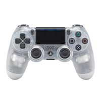 Sony DualShock 4 Wireless Controller - Crystal