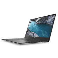 "Dell XPS 15 9570 15.6"" Laptop Computer Refurbished - Silver"
