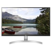 "LG 27UL500-W 27"" 4k UHD 60hz HDMI DP FreeSync HDR LED Monitor"
