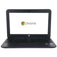"HP Chromebook 11 G5 E11.6"" Laptop Computer - Black"